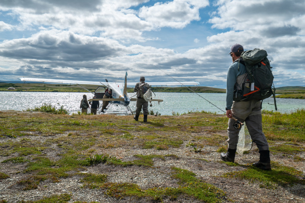 Alaska Fly Out Fishing by Fly Out Media